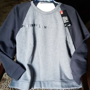 NWT, Under Armour Sweatshirt, XXL